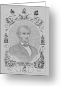 Black History Greeting Cards - The Emancipation Proclamation Greeting Card by War Is Hell Store