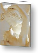 Psyche Photo Greeting Cards - The Embrace Greeting Card by Don Mennig