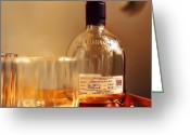 Whiskey Greeting Cards - The golden elixir Greeting Card by Scott Norris