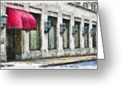Berks County Greeting Cards - The Madison Greeting Card by Trish Tritz