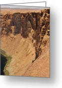 Red Rocks Greeting Cards - The Photographer 2 Greeting Card by Mike McGlothlen