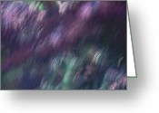 Storm Digital Art Greeting Cards - The Storm Greeting Card by Ernie Echols