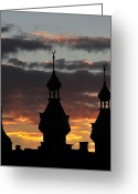 Minarets Greeting Cards - The Three Wise Men Greeting Card by David Lee Thompson