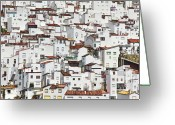 Casares Greeting Cards - the whiter side of Casares Greeting Card by Piet Scholten
