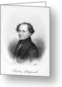 Signature Greeting Cards - Theodore Sedgwick (1746-1813) Greeting Card by Granger