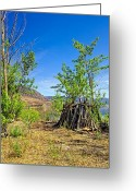 Kamloops Greeting Cards - This is British Columbia No.30 - The Den in Savona Greeting Card by Paul W Sharpe Aka Wizard of Wonders