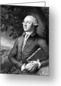 Pennant Greeting Cards - Thomas Pennant (1726-1798) Greeting Card by Granger