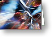 Christian Chapman Greeting Cards - Ties That Bind Greeting Card by Margie Chapman