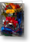 Happy New Year Greeting Cards - To 2012 Greeting Card by DigiArt Diaries by Vicky Browning
