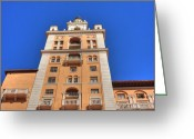  Biltmore Hotel Greeting Cards - Tower suites Greeting Card by Armando Perez
