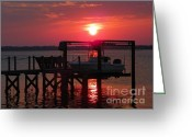 Wilmington Greeting Cards - Toy on Hold Greeting Card by Karen Wiles