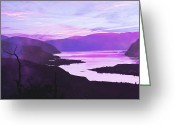 Kamloops Greeting Cards - Tranquil Moments Greeting Card by Ed Hall