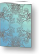 Love Framed Prints Framed Prints Prints Greeting Cards - Tree 20 Hybrid 3 Greeting Card by Brian  Kirchner