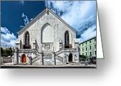 Christopher Holmes Greeting Cards - Trinity Greeting Card by Christopher Holmes