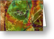 Soundscape Greeting Cards - Tropic Banter Greeting Card by Robert Glover