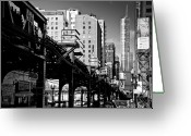 City Life Greeting Cards - Trump Tower Greeting Card by George Imrie Photography