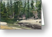 Tuolumne Greeting Cards - Tuolumne River Greeting Card by Donald Maier