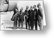 Tuskegee Greeting Cards - Tuskegee Airmen, 1942 Greeting Card by Granger