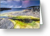 Evgeni Dinev Greeting Cards - Unexpected Storm Greeting Card by Evgeni Dinev