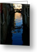 Valeriy Mavlo Greeting Cards - Venice-12 Greeting Card by Valeriy Mavlo