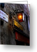 Valeriy Mavlo Greeting Cards - Venice-17 Greeting Card by Valeriy Mavlo