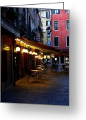 Valeriy Mavlo Greeting Cards - Venice-18 Greeting Card by Valeriy Mavlo