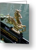 Valeriy Mavlo Greeting Cards - Venice-6 Greeting Card by Valeriy Mavlo
