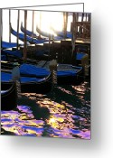 Valeriy Mavlo Greeting Cards - Venice-7 Greeting Card by Valeriy Mavlo
