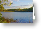 Landscape Photograpy Greeting Cards - Vibrance  Greeting Card by Thomas  MacPherson Jr