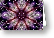 Boho Greeting Cards - View from Kelb al Rai 04 Greeting Card by Mercury McCutcheon