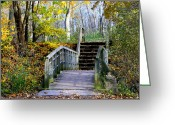 Kkphoto1 Greeting Cards - Welcome To My World Greeting Card by Kay Novy
