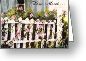 Inside You Greeting Cards - Weve Moved Greeting Card by Pati Pelz