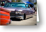 Fifties Buick Greeting Cards - Wings of Eagles Greeting Card by Michael Kerckaert