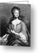 Maxwell Greeting Cards - WINIFRED MAXWELL (c1680-1749) Greeting Card by Granger