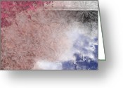 Water Greeting Cards - Wisps of Bliss Greeting Card by Christopher Gaston