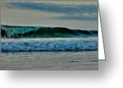 Wrightsville Greeting Cards - Wrightsville Beach 005 Greeting Card by Lance Vaughn