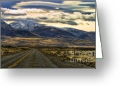 Chuck Kuhn Photography Greeting Cards - Wyoming I Greeting Card by Chuck Kuhn