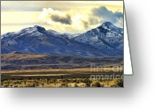 Chuck Kuhn Photography Greeting Cards - Wyoming III Greeting Card by Chuck Kuhn