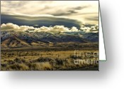 Chuck Kuhn Photography Greeting Cards - Wyoming IX Greeting Card by Chuck Kuhn