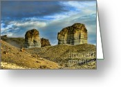 Chuck Kuhn Photography Greeting Cards - Wyoming XI Greeting Card by Chuck Kuhn