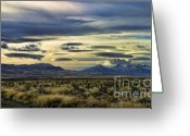 Chuck Kuhn Photography Greeting Cards - Wyoming XII Greeting Card by Chuck Kuhn