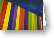 Xylophone Greeting Cards - Xylophone Greeting Card by Skip Hunt