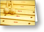 Xylophone Greeting Cards - Xylophone Greeting Card by Tom Gowanlock