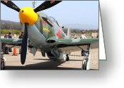 Yak Greeting Cards - Yak 9U Airplane . 7d15807 Greeting Card by Wingsdomain Art and Photography