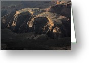 Grand Canyon Greeting Cards - Yavapai Point Greeting Card by Viktor Savchenko
