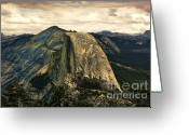 Chuck Kuhn Photography Greeting Cards - Yosemite X Greeting Card by Chuck Kuhn