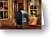 Mail Box Photo Greeting Cards - You Got Mail Greeting Card by Todd Hostetter