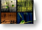 You Greeting Cards - ZEN for you Greeting Card by Susanne Van Hulst
