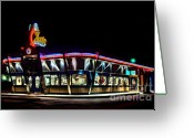 Commercial Photography Atlanta Greeting Cards - Zestos II Greeting Card by Corky Willis Atlanta Photography