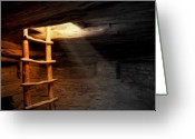 Select Greeting Cards - Kiva..mesa Verde.. Greeting Card by Al  Swasey